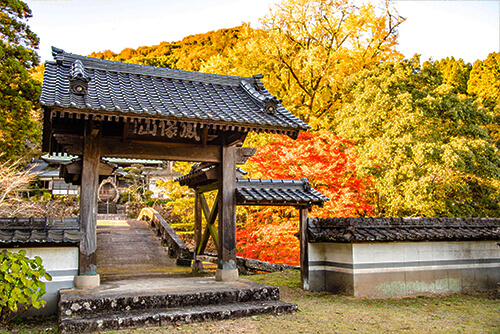 石水寺風景2